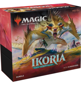 Magic the Gathering MTG - Ikoria Bundle