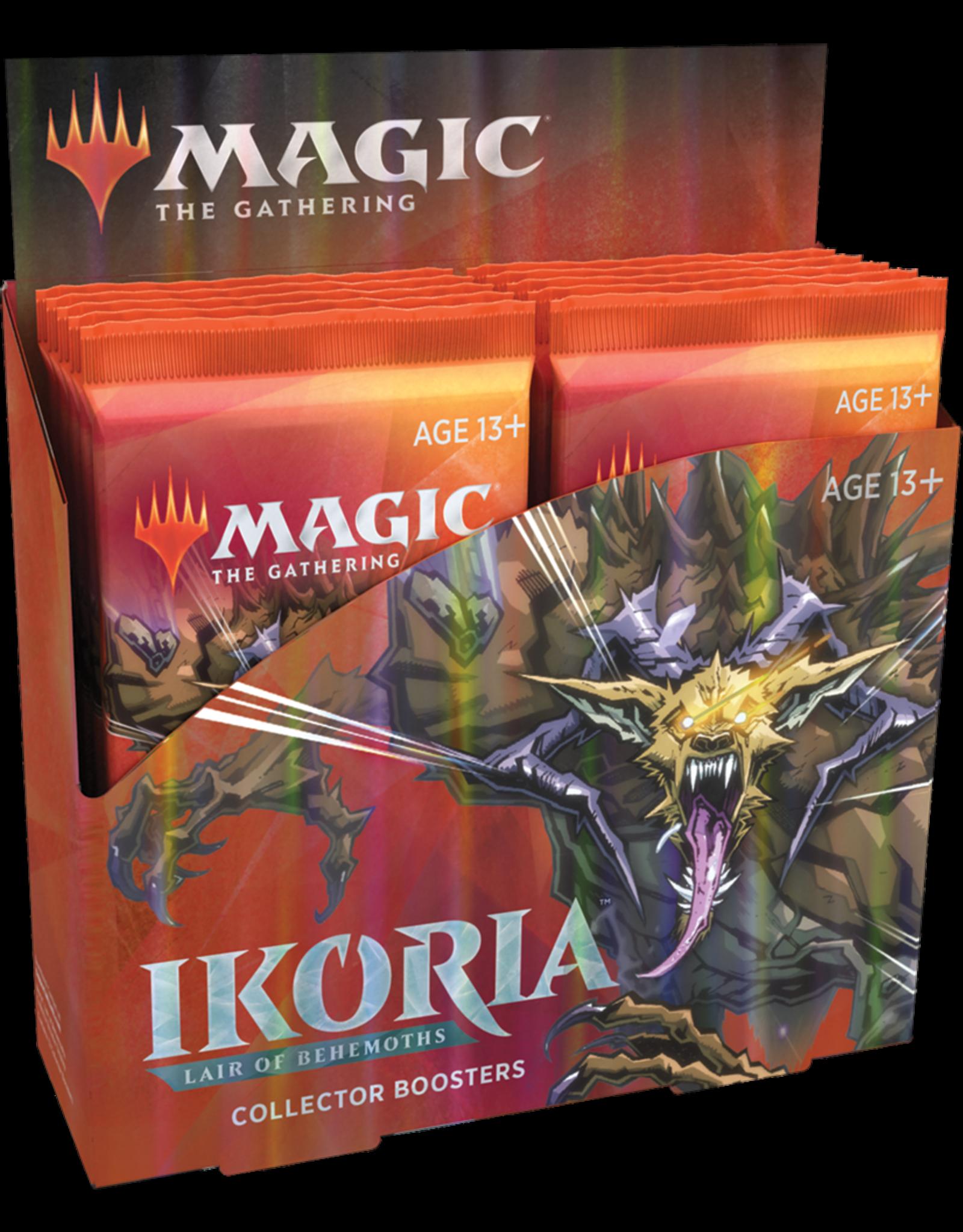 Magic the Gathering MTG - Ikoria Collector Booster Box