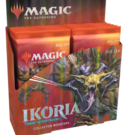 Magic the Gathering MTG - Ikoria Collector Booster Box