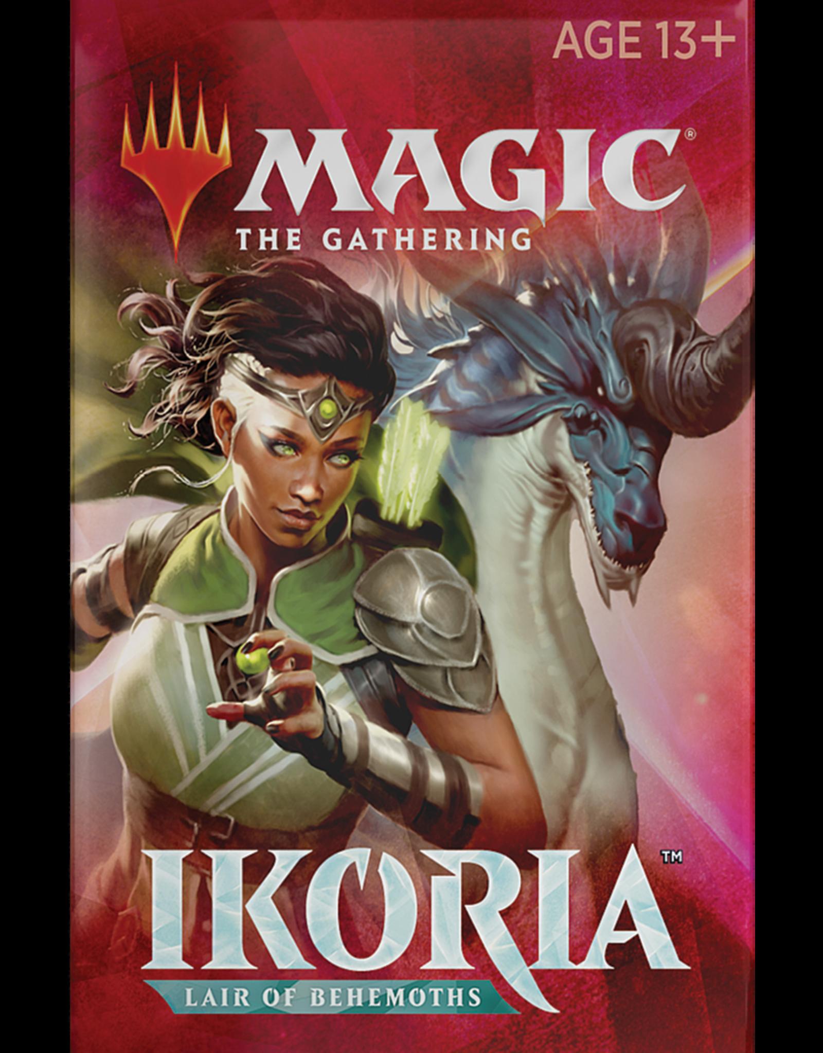 Magic the Gathering MTG - Ikoria Booster Pack