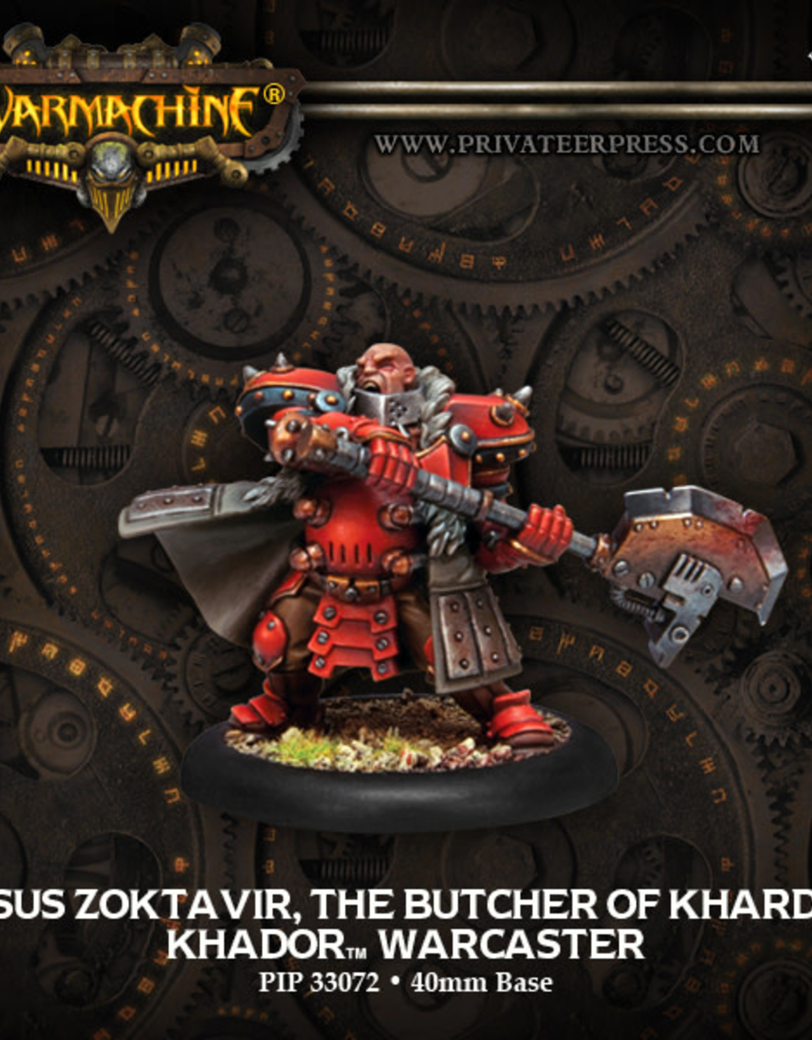Warmachine Khador - 2009 Butcher