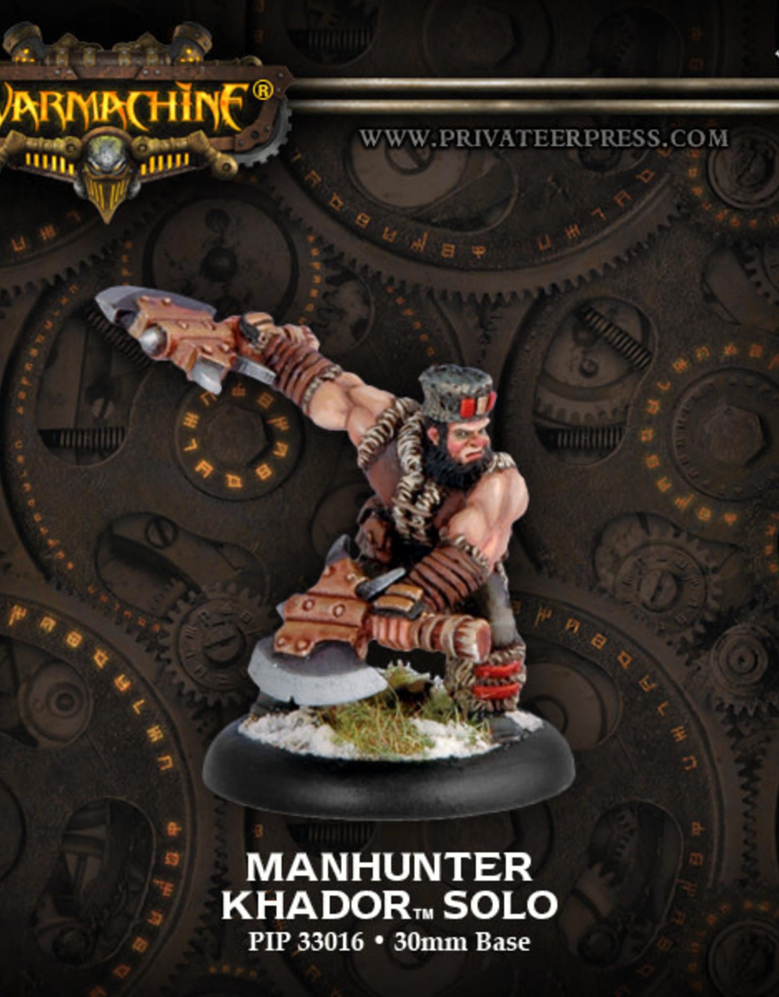 Warmachine Khador - Manhunter