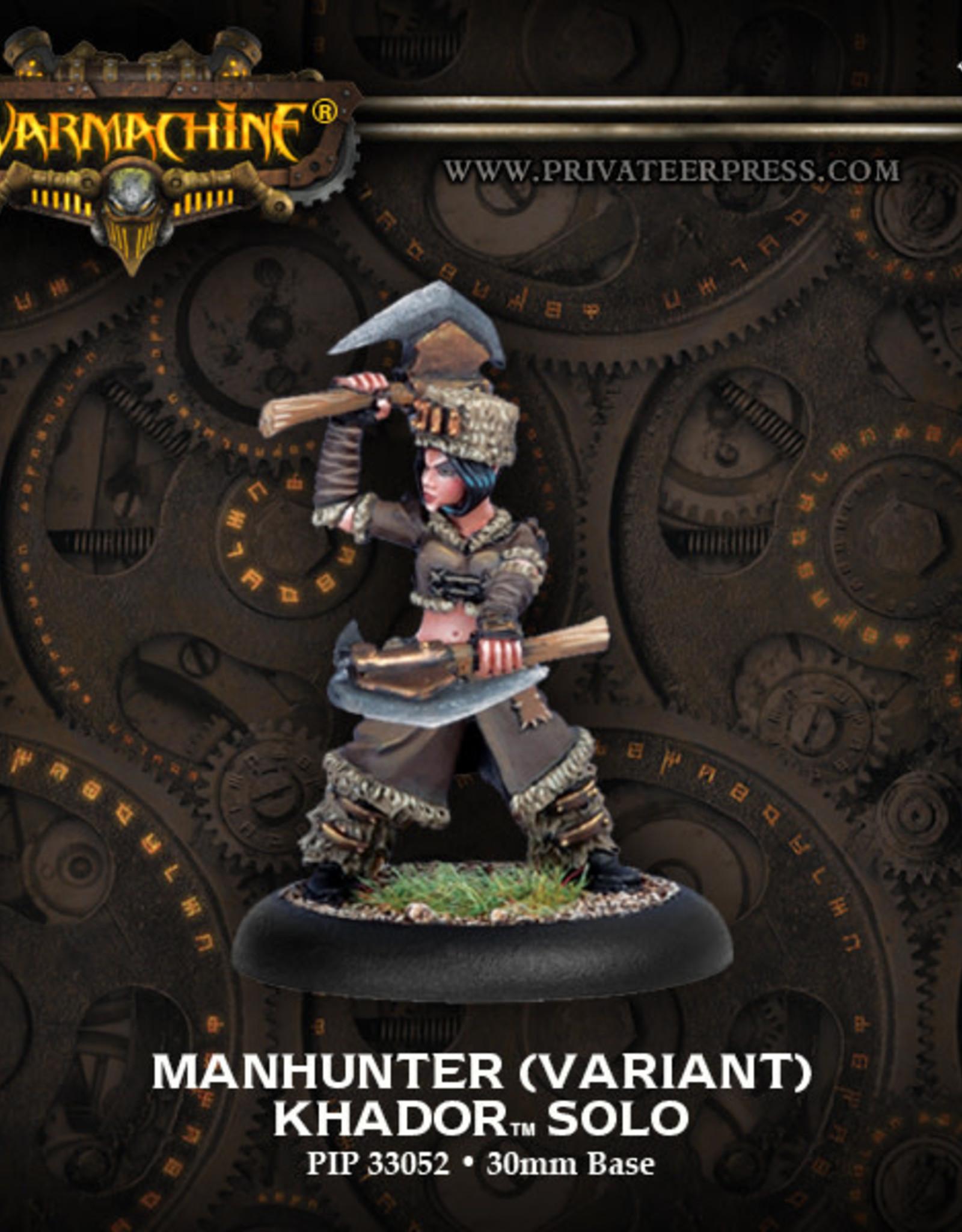 Warmachine Khador - Manhunter (Variant)