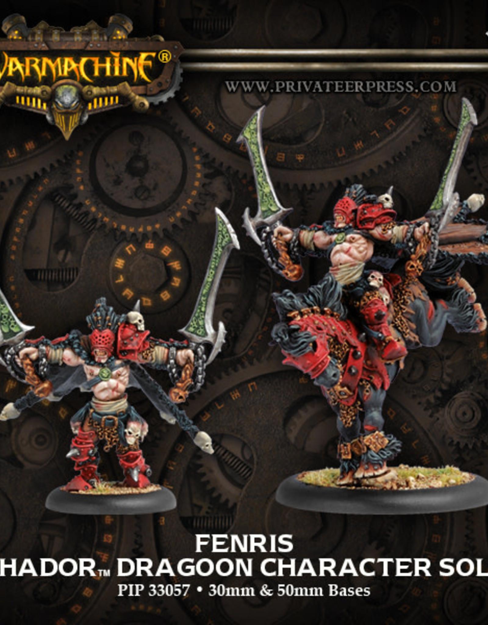 Warmachine Khador - Fenris