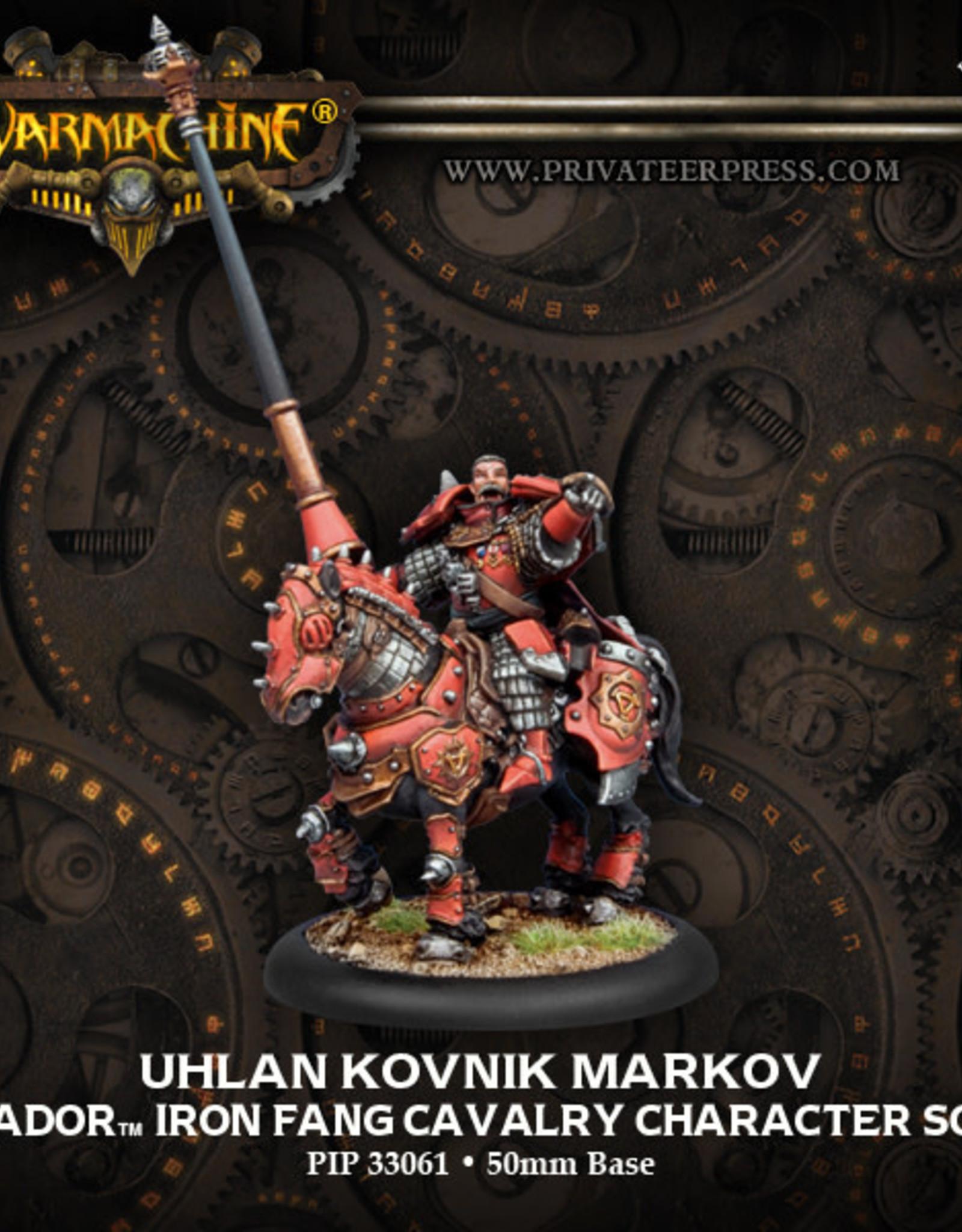 Warmachine Khador - Kovnik Markov