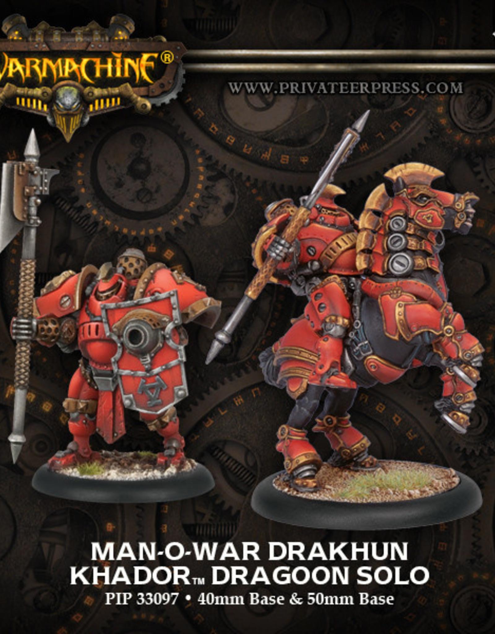 Warmachine Khador - Drakhun Solo