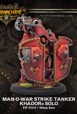 Warmachine Khador - Man-O-War Strike Tanker