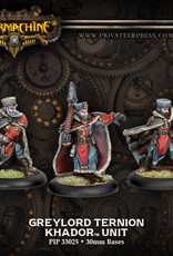 Warmachine Khador - Greylord  Ternion