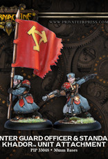 Warmachine Khador - Winter Guard Lt