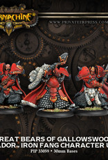 Warmachine Khador - Great Bears