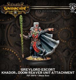 Warmachine Khador - Greylord Escort