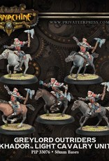 Warmachine Khador - Greylord Outriders