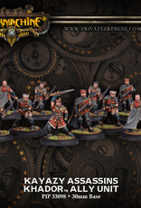 Privateer Press Kayazy Assassins Box