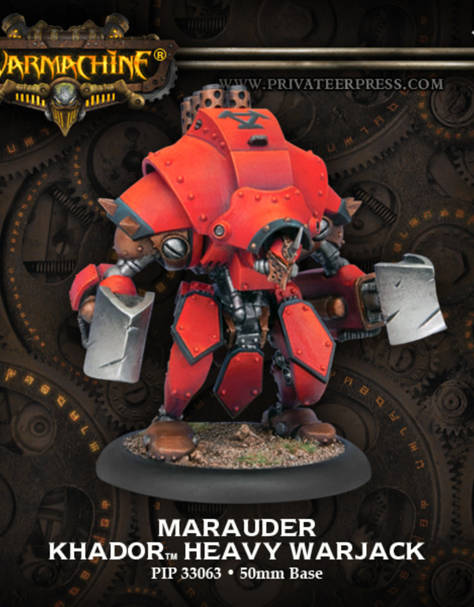 Warmachine Khador - Heavy Warjack