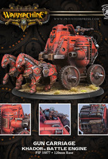 Warmachine Khador - Gun Carriage