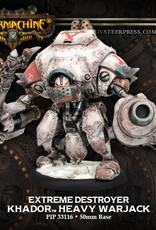 Warmachine Khador - Extreme Destroyer