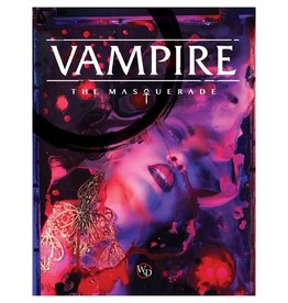 World of Darkness Vampire the Masquerade 5th ed