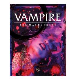 World of Darkness Vampire the Masquerade 5th ed