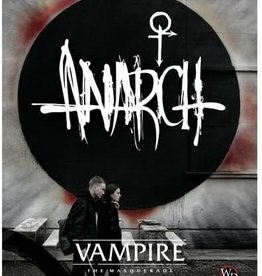 World of Darkness Vampire the Masquerade 5th ed: Anarch