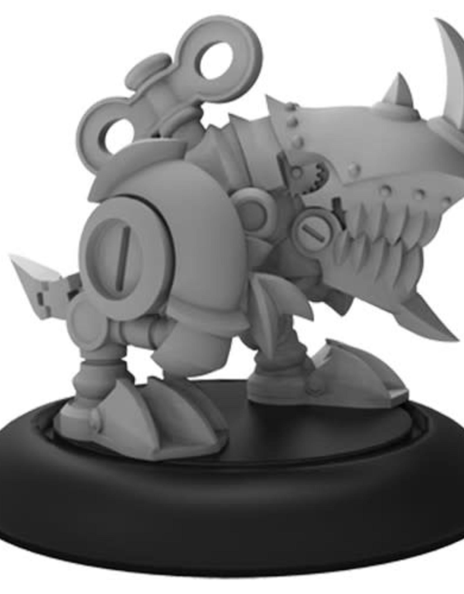 Riot Quest Riot Quest - Mekanoshredder