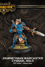 Warmachine Cygnar - Journeyman Warcaster