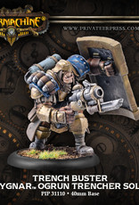 Warmachine Cygnar - Trench Buster