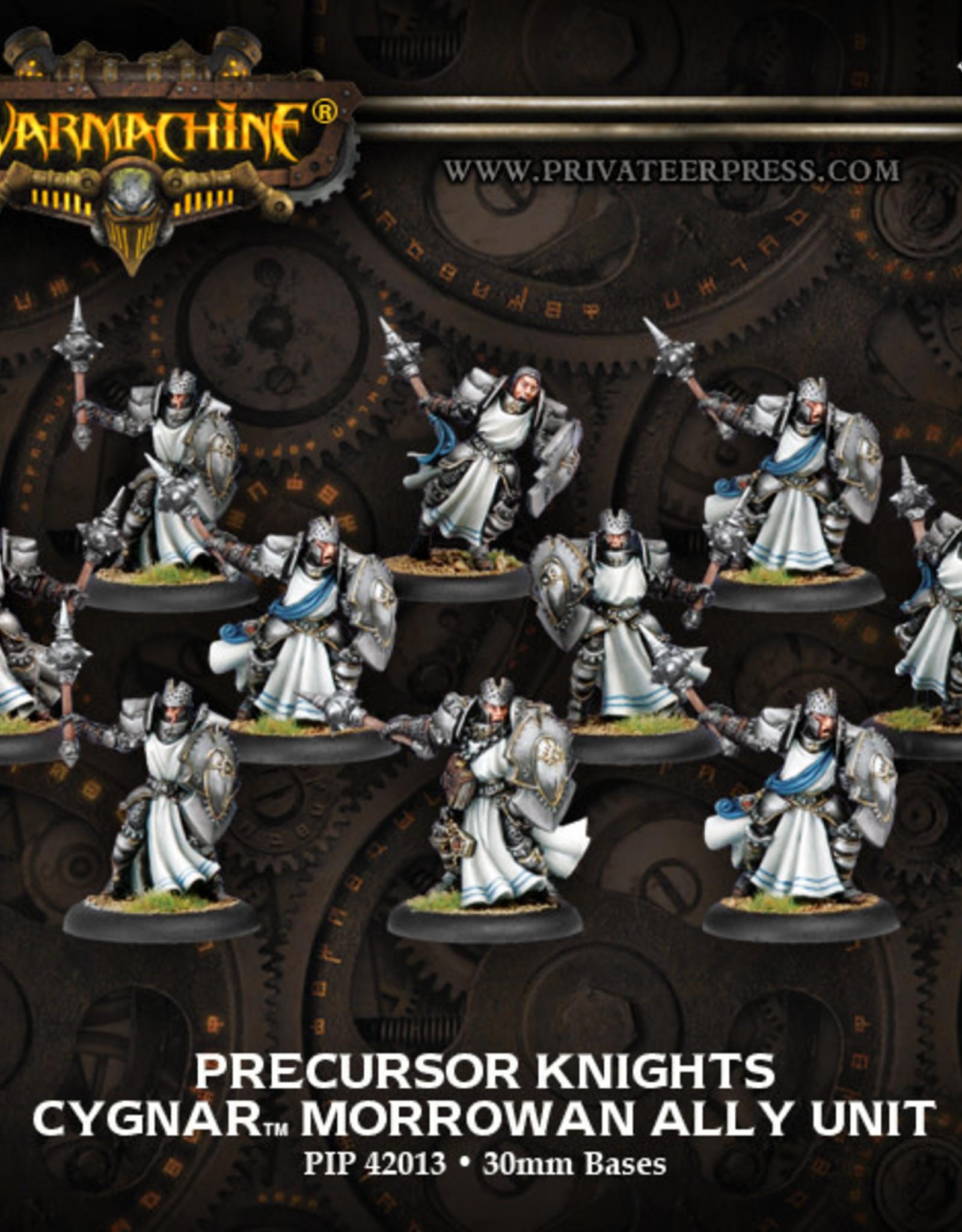 Warmachine Cygnar - Precursor Knights