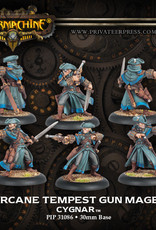 Warmachine Cygnar - Gun Mages