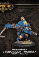 Warmachine Cygnar - Grenadier