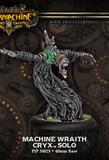 Warmachine Cryx - Machine Wraith