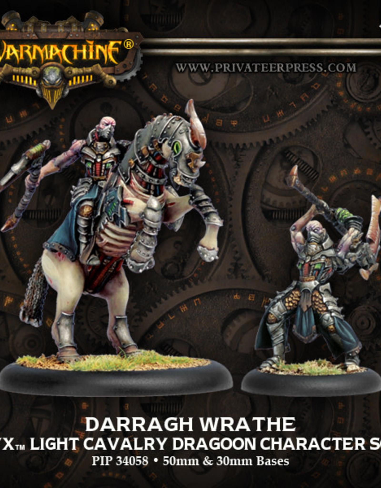 Warmachine Cryx - Darragh Wrathe