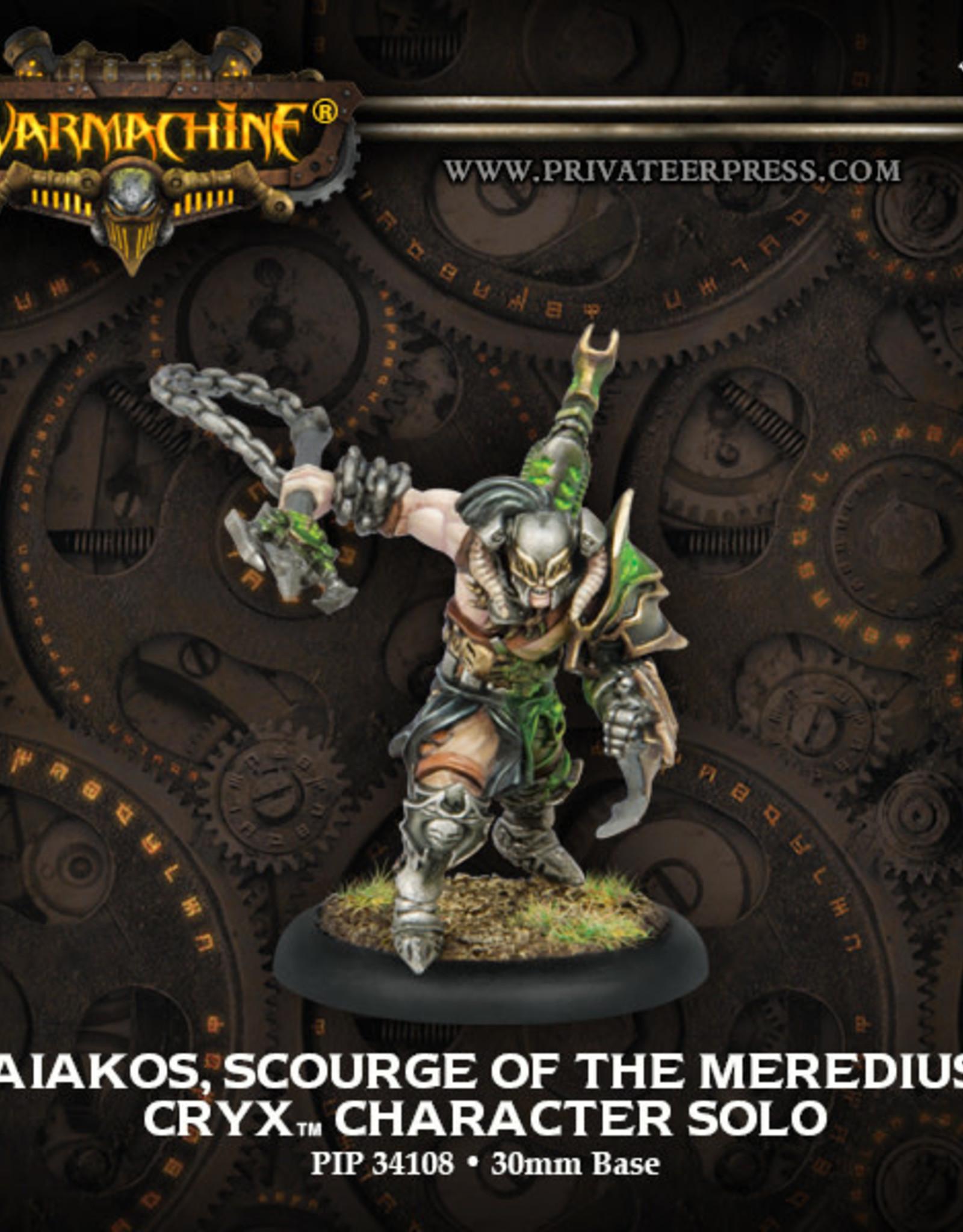 Warmachine Cryx - Aiakos