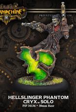 Warmachine Cryx - Hellslinger Phantom