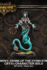 Warmachine Cryx - Agrimon  Crone of the