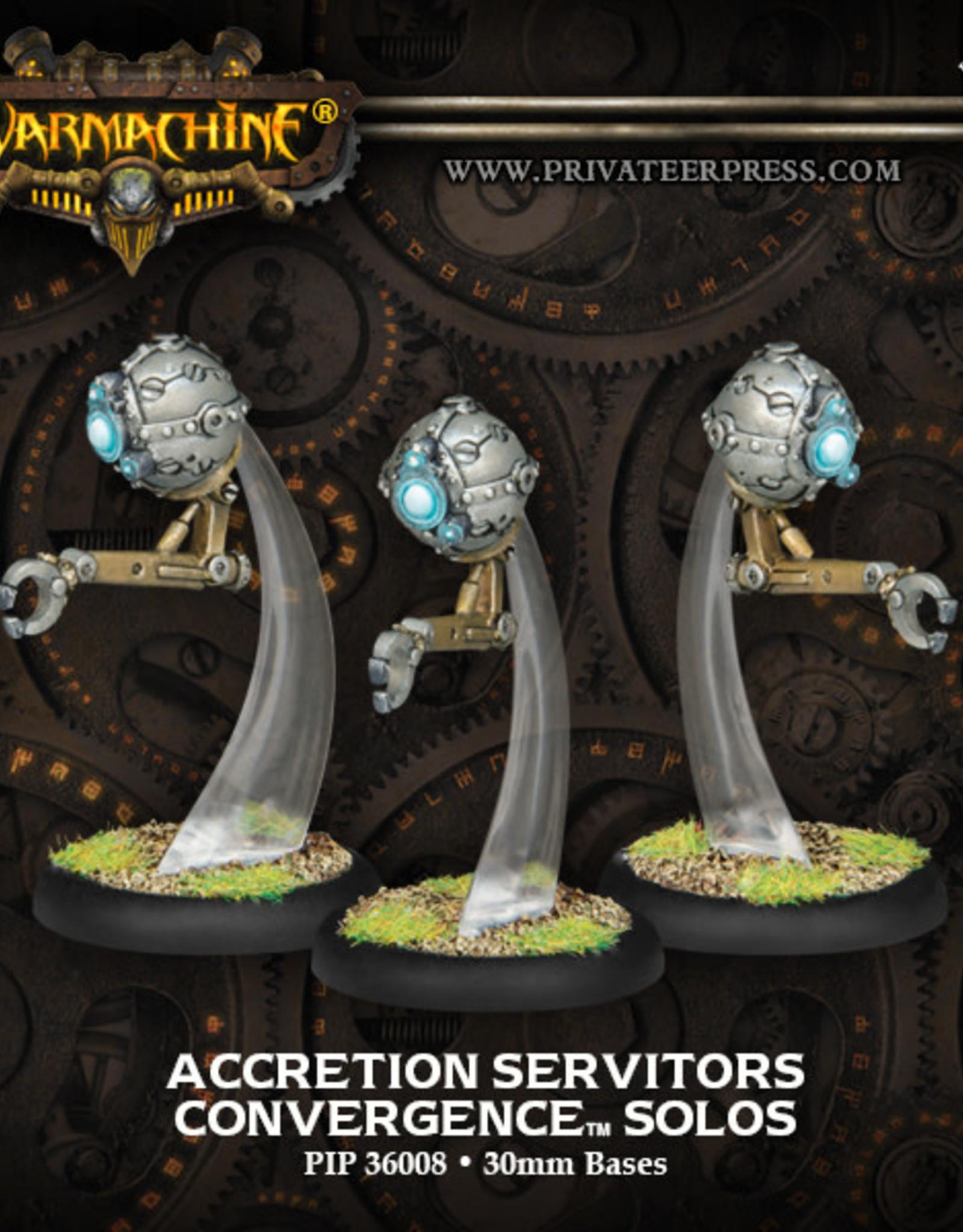 Warmachine Cyriss - Servitors