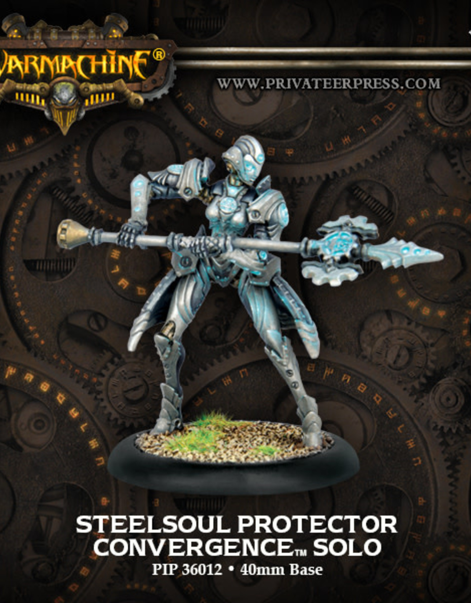 Warmachine Cyriss - Steelsoul Protectors