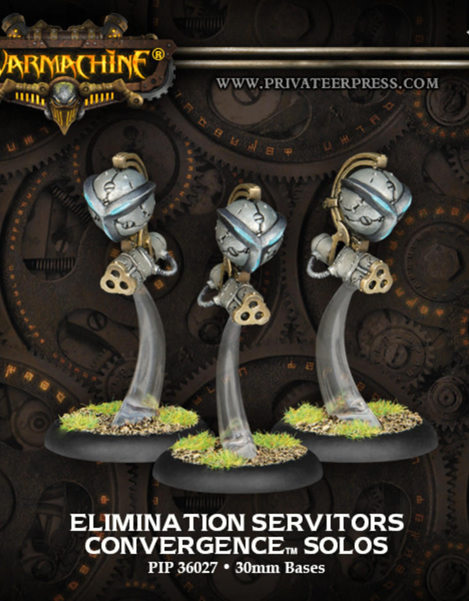 Warmachine Cyriss - Elimination Servitors