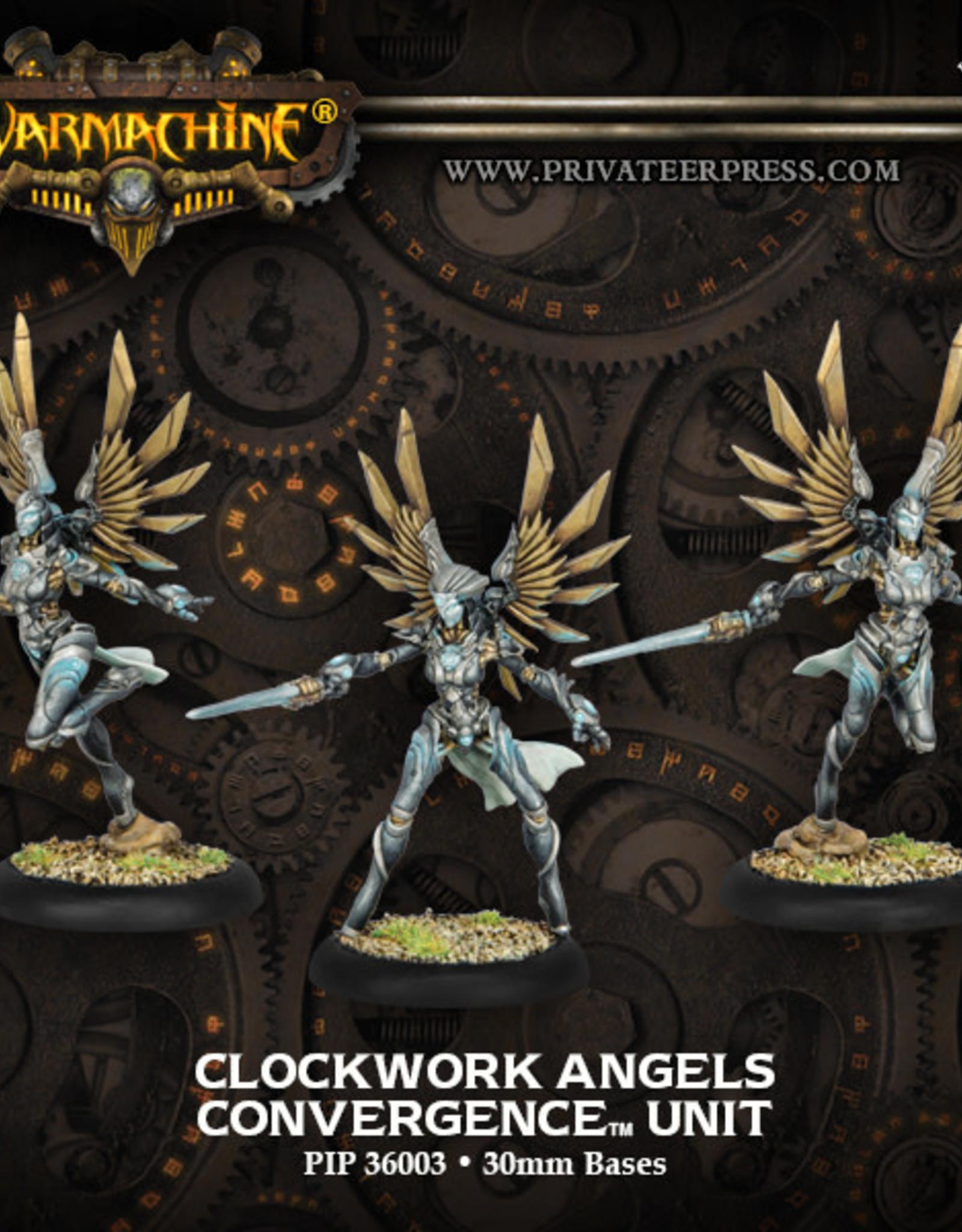 Warmachine Cyriss - Clockwork Angels
