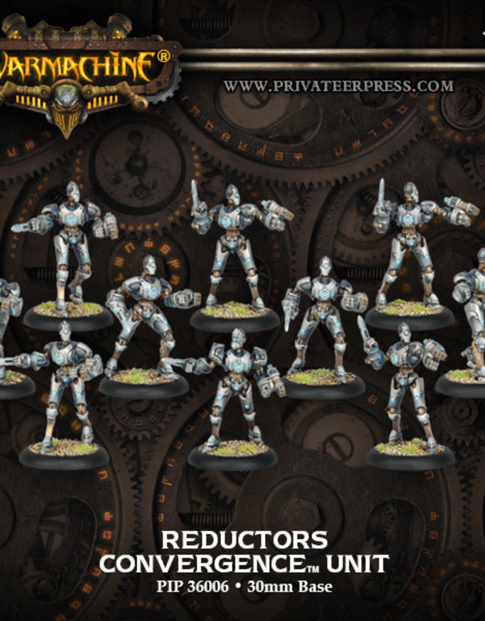 Warmachine Cyriss - Reductors