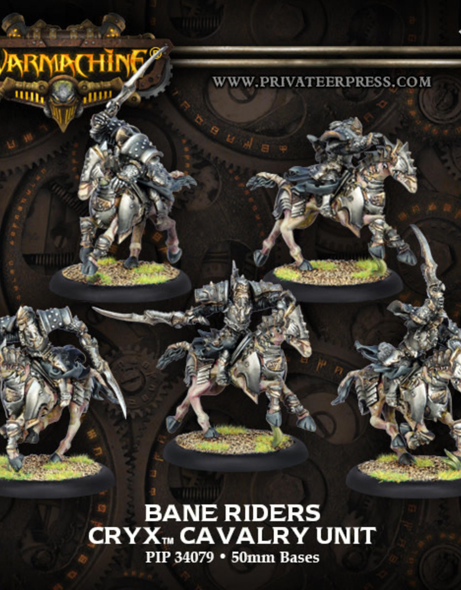 Warmachine Cryx - Bane Riders
