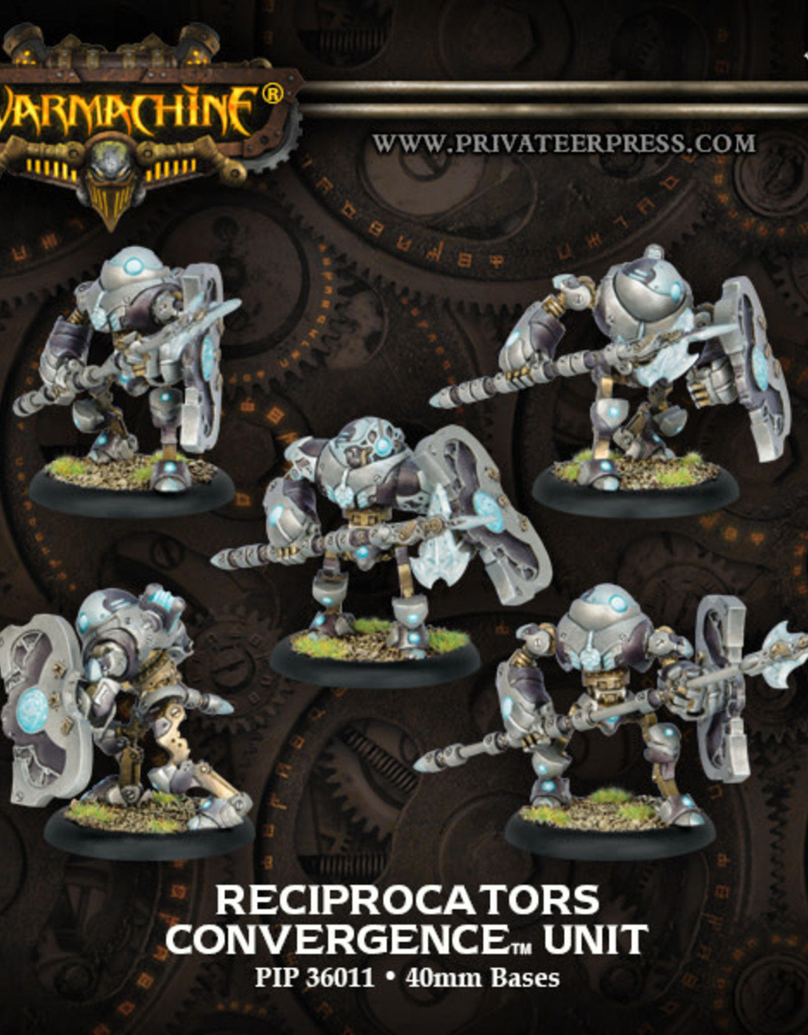 Warmachine Cyriss - Reciprocators