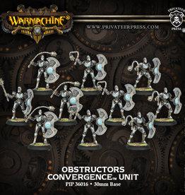 Warmachine Cyriss - Obstructors