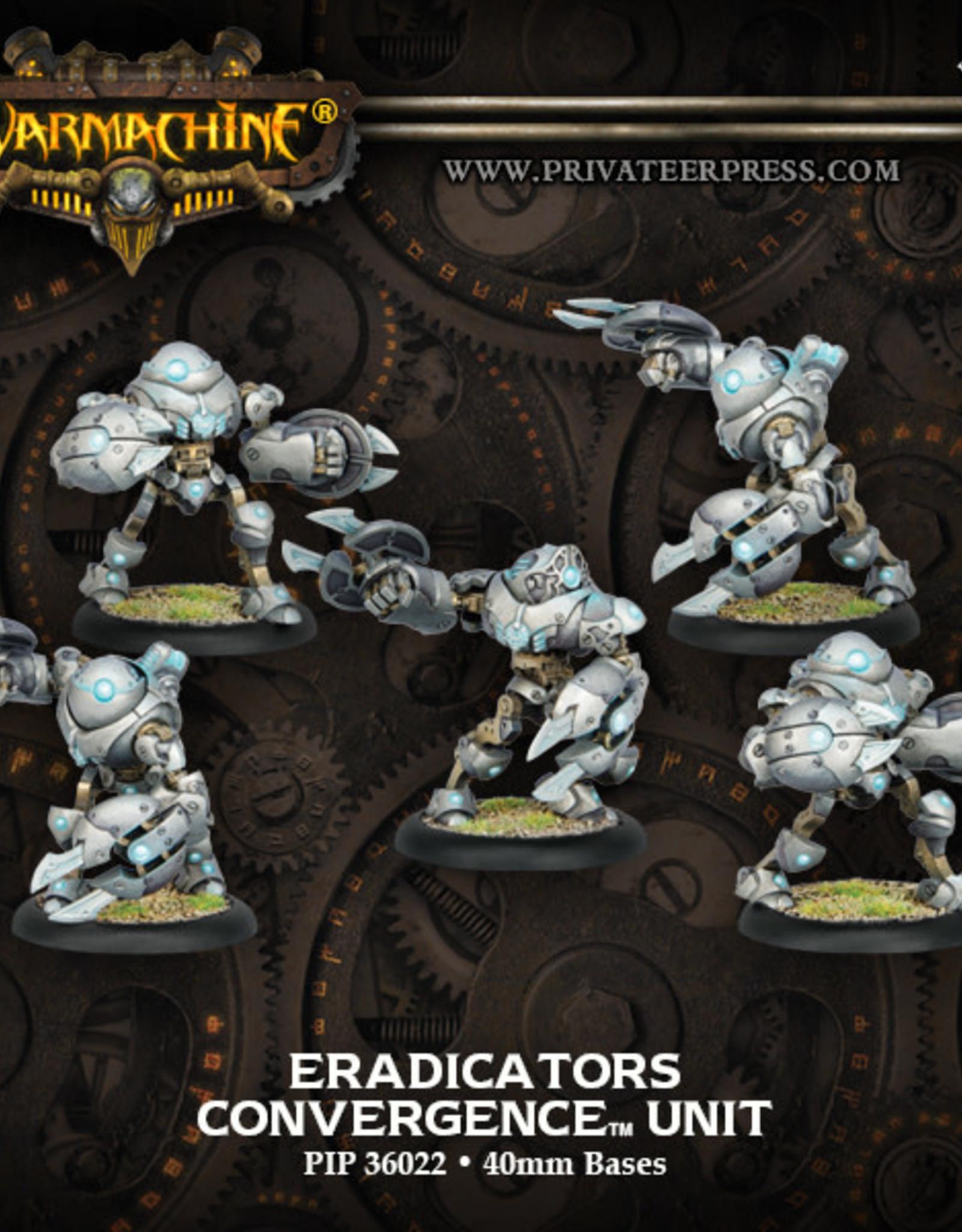 Warmachine Cyriss - Eradicators
