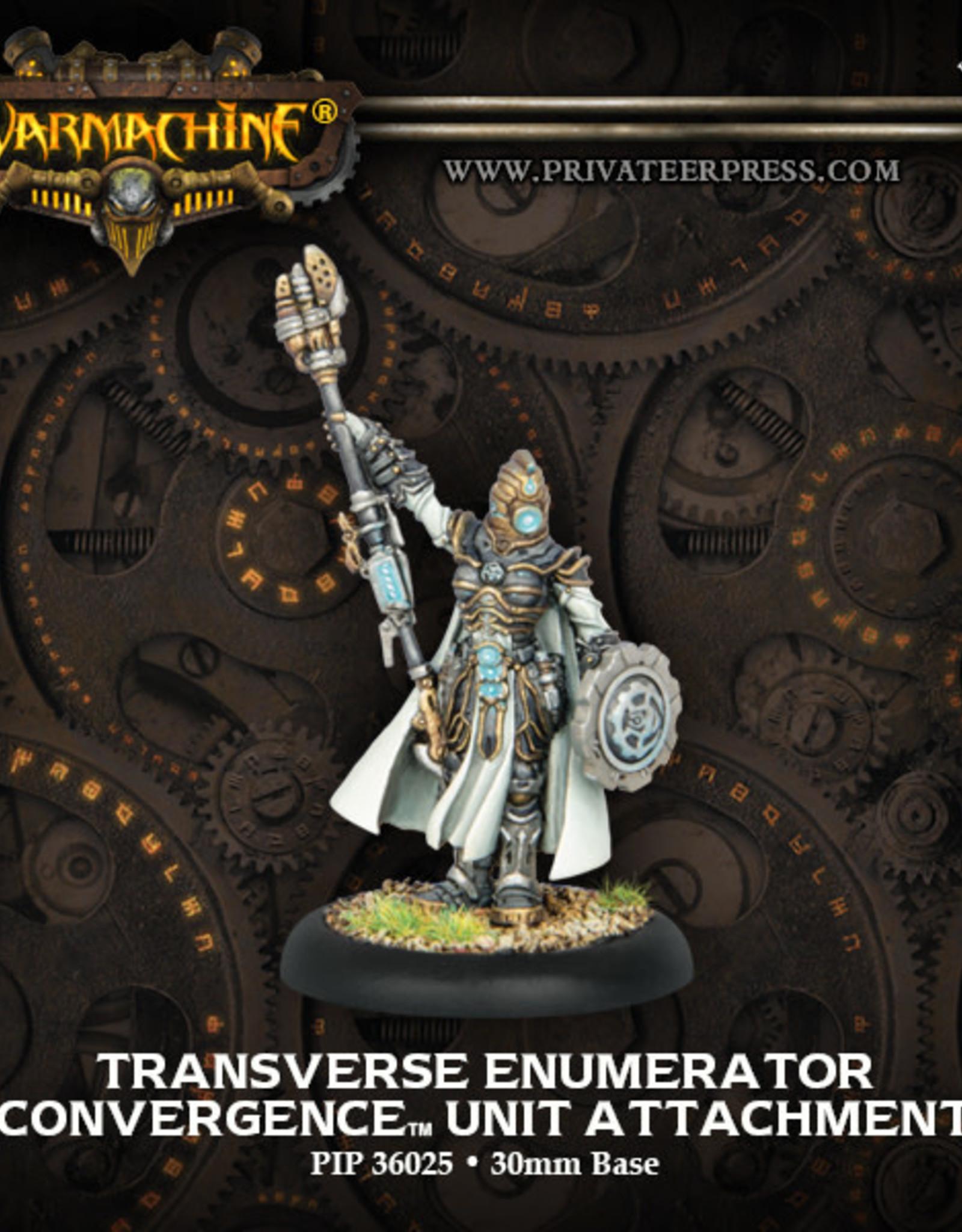 Warmachine Cyriss - Transverse Enumerator