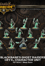Warmachine Cryx - Blackbane's Raiders