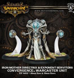 Warmachine Cyriss - Iron Mother Directrix