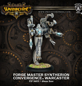 Warmachine Cyriss - Forge Master Syntherion