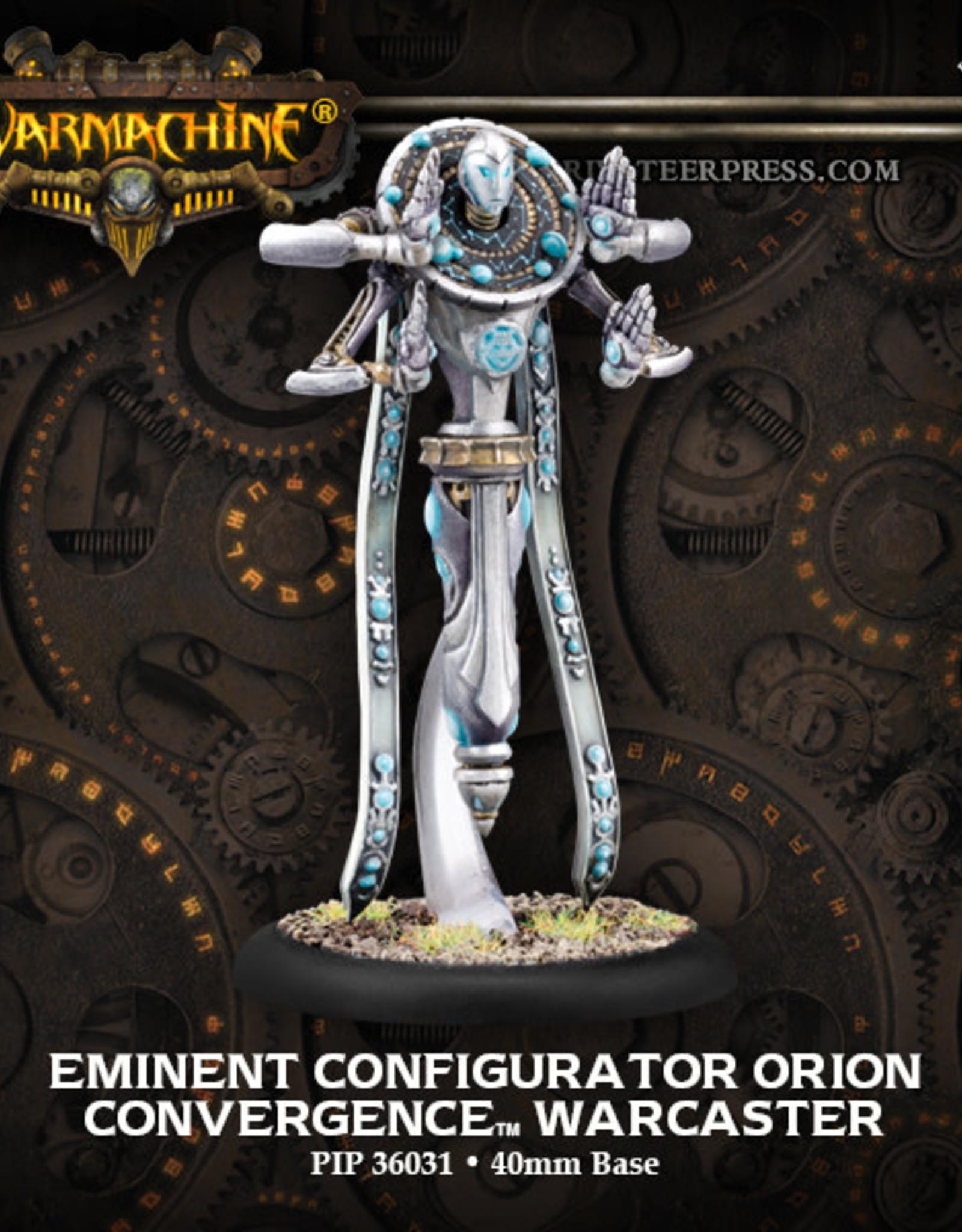 Warmachine Cyriss - Eminent Configurator Orion