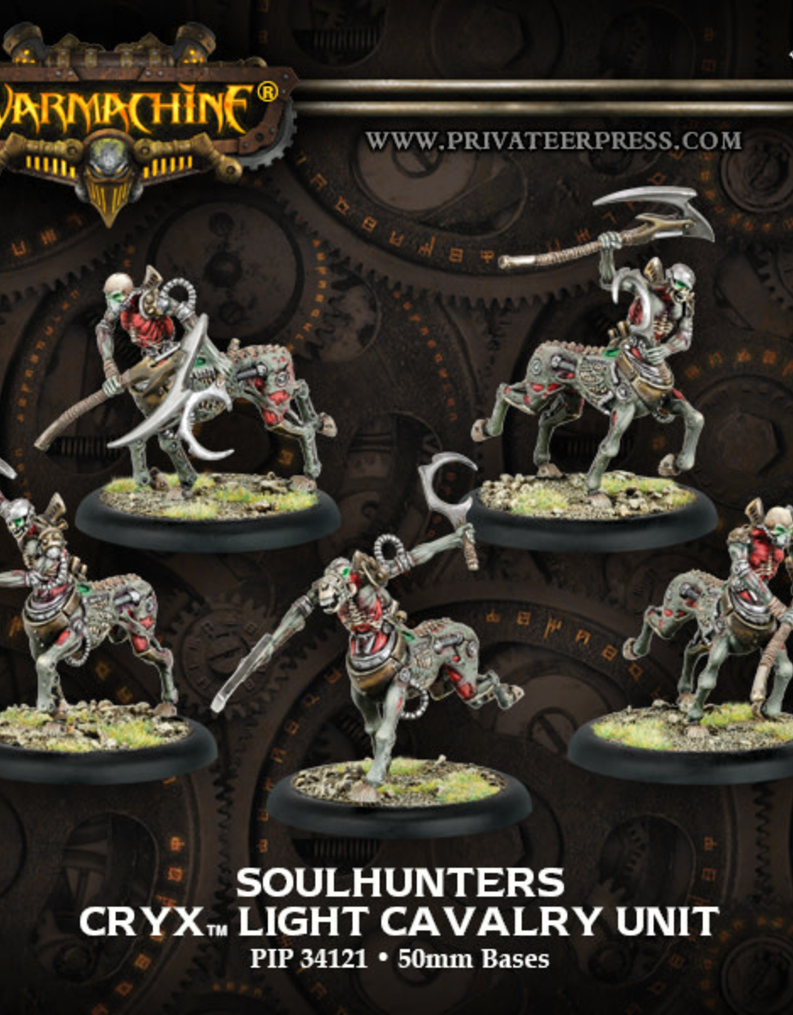 Warmachine Cryx - Soulhunters