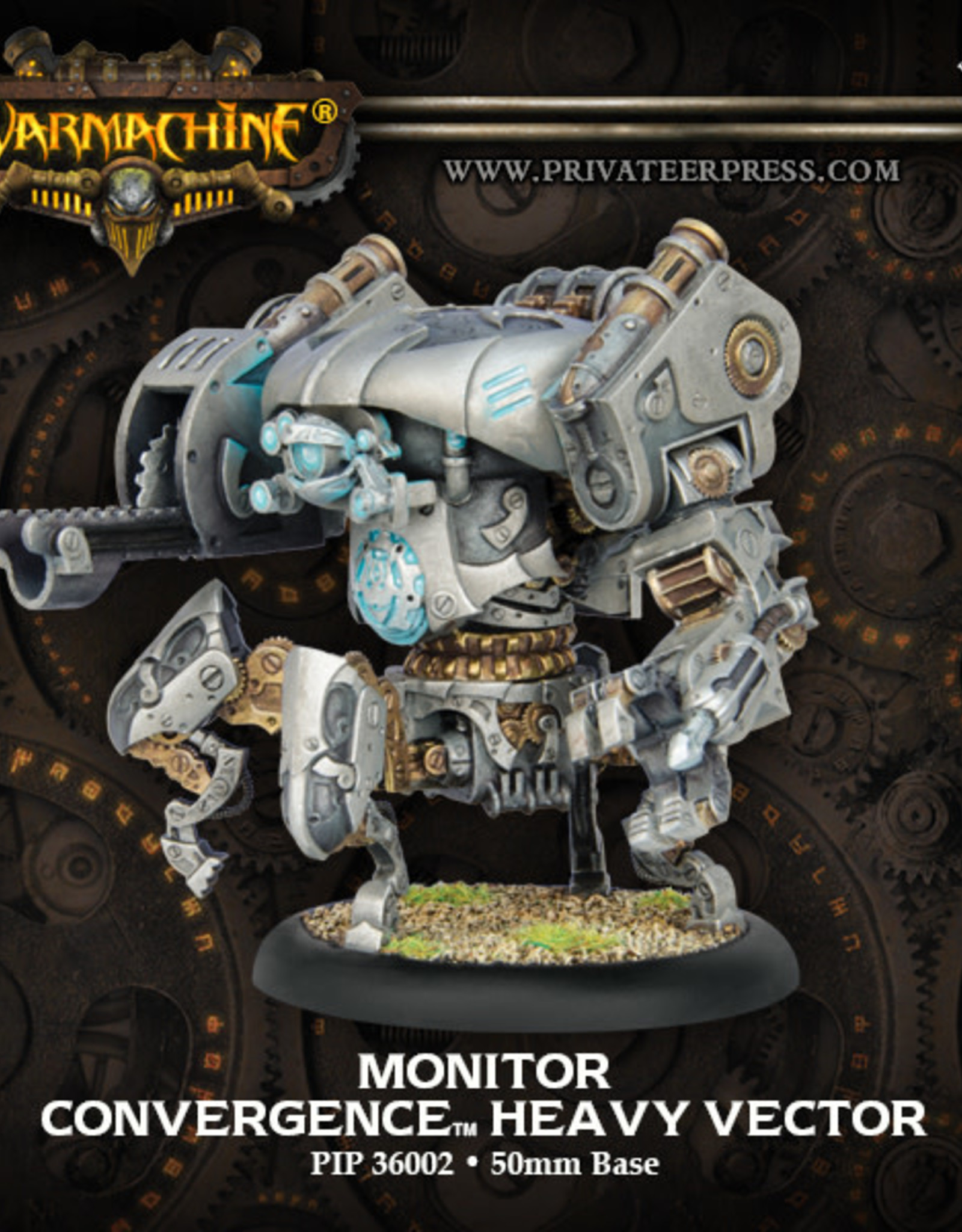 Warmachine Cyriss - Cipher/Inverter/Monitor